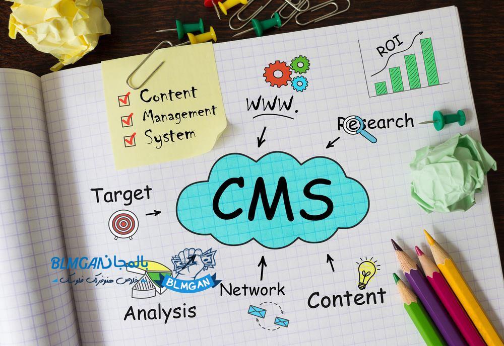 برامج ادارة المحتوى CMS التى تدير موقعك